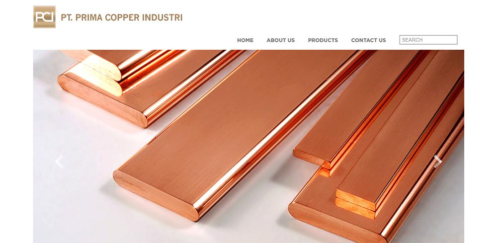 PT Prima Copper Industri