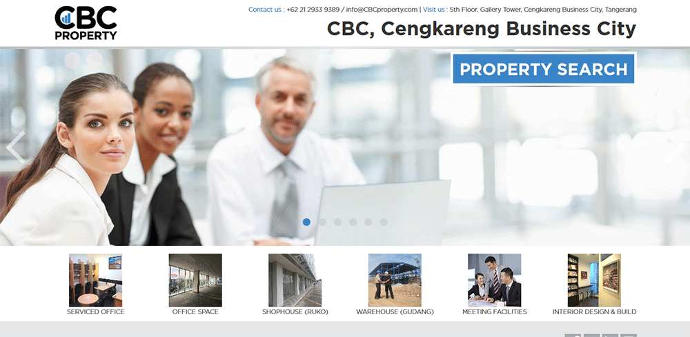 Cengkareng Business City