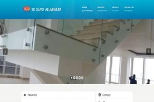 SK Glass Aluminium